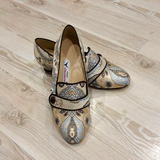 zapatos de valenciana