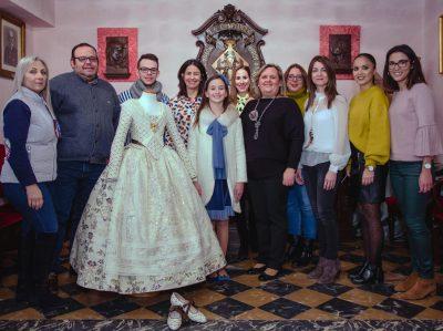 Fallera Mayor Infantil de Valencia 2018