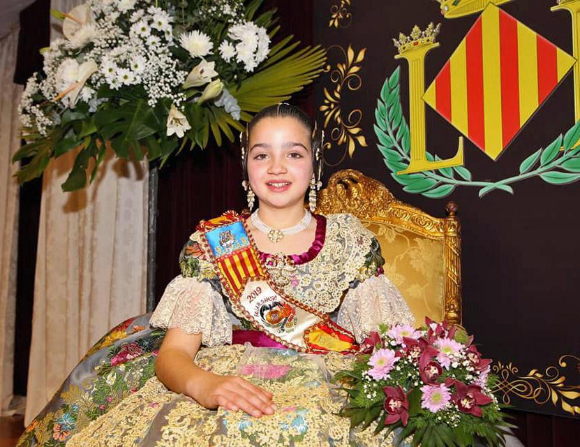 Indumentaria valenciana infantil
